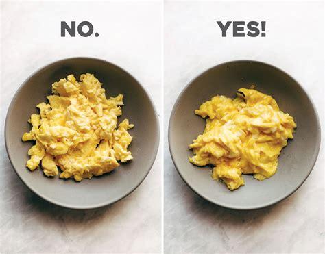 how to scramble eggs life changing soft scrambled eggs recipe pinch of yum