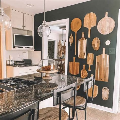 Bedroom design, decor, photos, pictures, ideas, inspiration, paint colors and remodel. The Top 40 Kitchen Wall Decor Ideas - Interior Home and Design