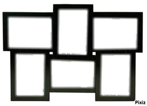 montage photo cadre multi pixiz