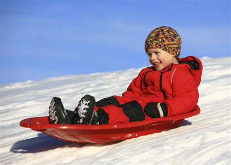 Best Sledding Spots for Kids • Steamboat Colorado • Visit ...
