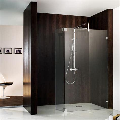 duschwand mit tür hsk walk in atelier pur duschwand schwenkbarem seitenteil klar hell edelglas chrom optik ap