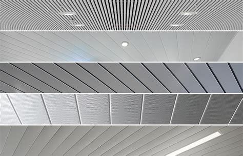 Controsoffitto Alluminio by Controsoffitti Metallici Controsoffitti In Alluminio