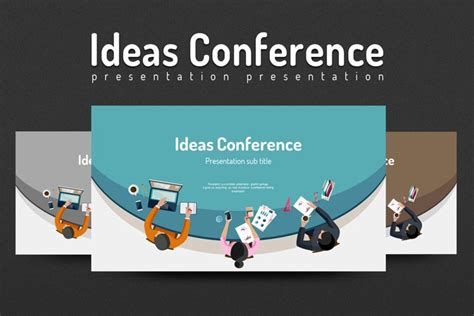 conference    templates design
