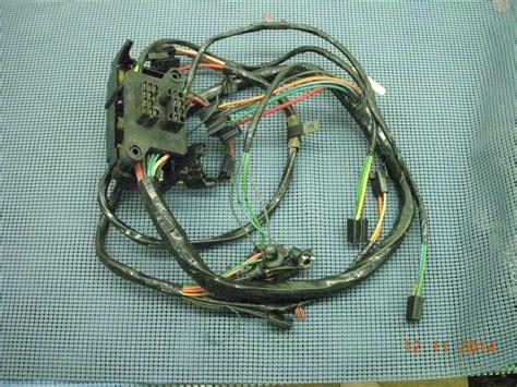 Chevrolet Gmc Truck Instrument Panel