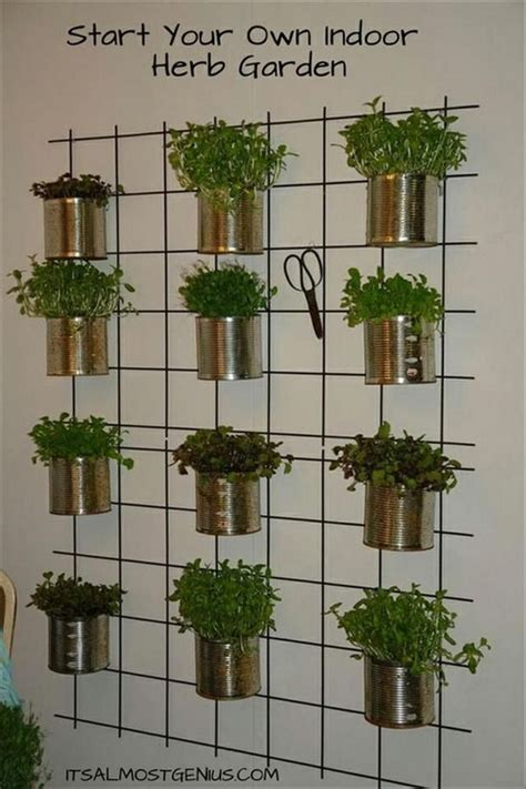 Indoor Window Garden by 20 Cool Vertical Gardening Ideas Hative