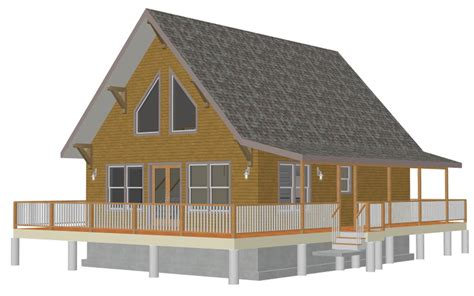 28 small chalet home plans plan 032h 0005 find