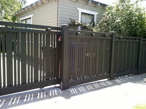modern design fence top 28 modern wood fence ideas 34 privacy fence design ideas to get inspired digsdigs how