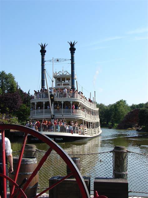 Barco De Vapor Mississippi barco a vapor mississipi disneyland disneyland pinterest