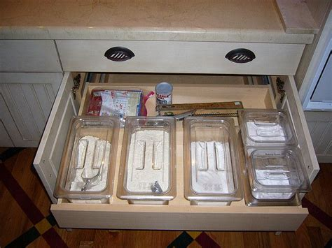 baking center ideas  pinterest baking station appliance cabinet  appliance garage
