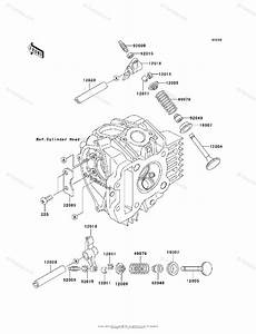 Kawasaki Motorcycle 2010 Oem Parts Diagram For Valve S