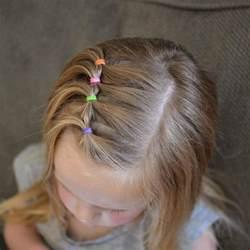 Easy Toddler Girl Hairstyles