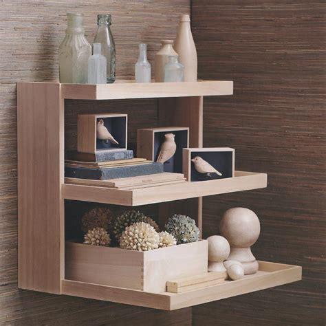 small wall mounted shelves  decor