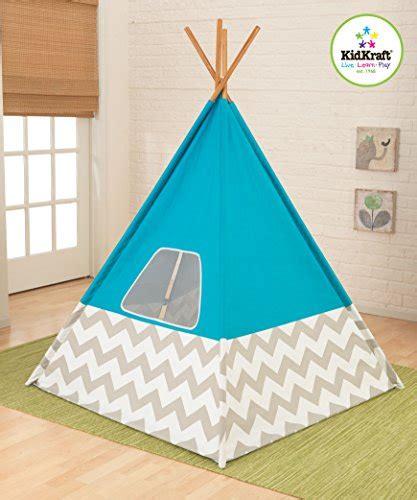 Tipi Kinderzimmer Kidkraft by Tipi Turquoise De Kidkraft