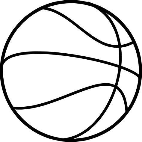 fine basketball ball coloring page wecoloringpagecom