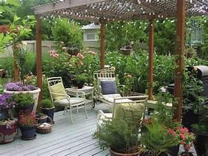 transformez votre espace vert en jardin deco decoration With comment amenager un petit jardin 1 transformer et vegetaliser un patio