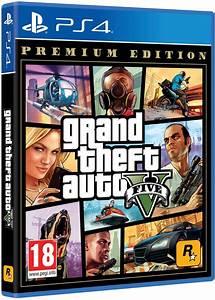 Grand Theft Auto V (GTA 5) Premium Online Edition (PS4)   Kuma.cz