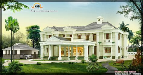 3850 sq ft luxury house design kerala home design and floor plans