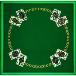 tapis jeux de cartes vert 66x66cm achat vente cartes de jeu tapis jeux de cartes vert