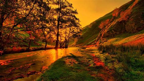 Hd Autumn Background by Autumn Screen Wallpaper 64 Images