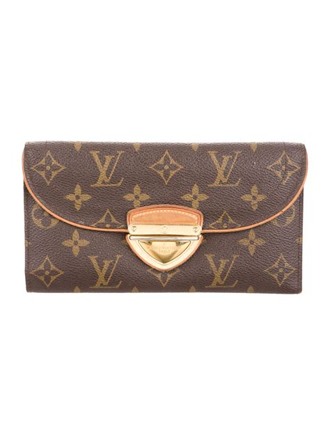 louis vuitton monogram eugenie wallet accessories