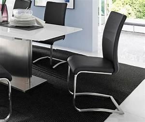Weiße Stühle Mit Armlehne : wei e st hle schwarzer tisch m belideen ~ Bigdaddyawards.com Haus und Dekorationen