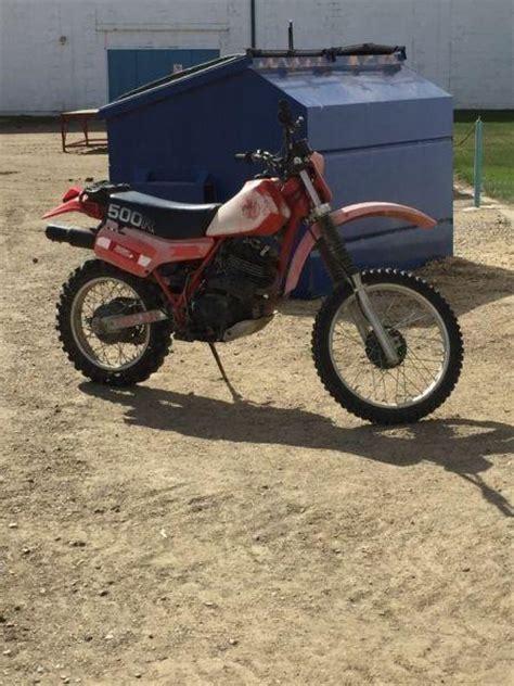 honda xr xr500 brick7 motorcycle