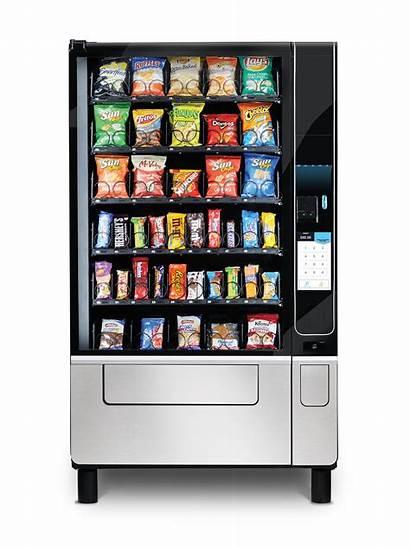 Snack Evoke Vending Machines