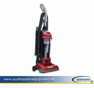 New Sanitaire Sc5745b Quietclean 13 U0026quot  Bagless Upright Vacuum