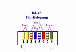 Lan Kabel Belegung : rj 45 synwiki lanpedia ~ A.2002-acura-tl-radio.info Haus und Dekorationen