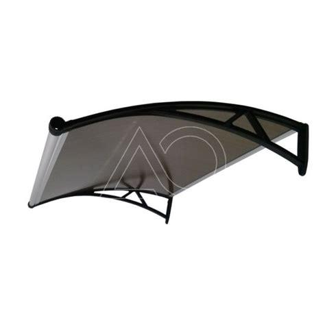 Durvju jumtiņš ar tekni (6x930x1500 mm) tonēts, melni ...