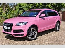 Audi TT Coupé 25 Pink Cars That Confident Men Can Drive