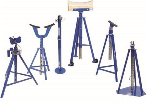 Ata-7 Stabilizing Stands