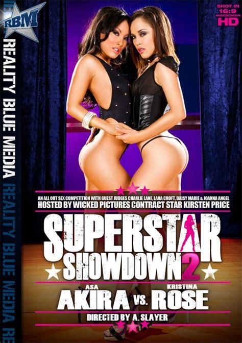 Superstar Showdown Asa Akira Vs Kristina Rose 2010