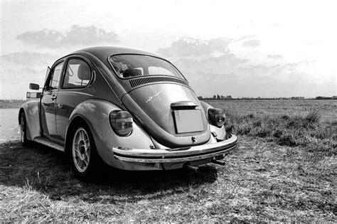 wallpaper  volkswagen beetle bug black  hd
