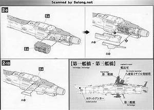 1  1000 Space Battleship Yamato 2199 English Manual  U0026 Color