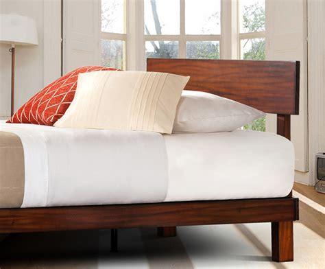 Alana Platform Bed