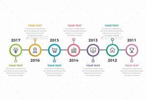 Timeline Infographics  7 Steps