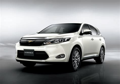 2015 toyota harrier 2015 toyota harrier photo gallery autoblog