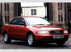 1999 Audi A4 18 B5 specifications & stats 90717