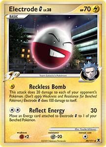 Electrode   XY   TCG Card Database   Pokemon.com