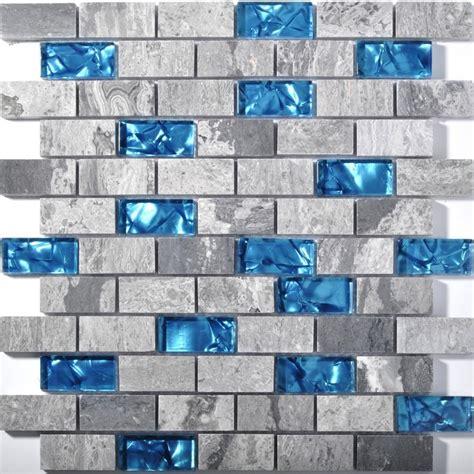 blue glass tile backsplash blue glass tile kitchen backsplash subway marble bathroom wall shower bathtub fireplace new