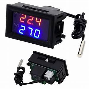 Termostato Digital Controle Temp Chocadeira Aquario W1209