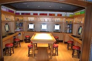 Disney Fantasy Oceaneer Club, Oceaneer Lab and Nursery ...