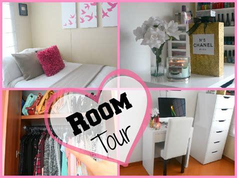 Room Tour 2015 ♡ Pautips Youtube