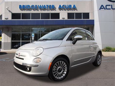 Fiat Pre Owned by Pre Owned 2012 Fiat 500c Lounge Lounge 2dr Convertible In