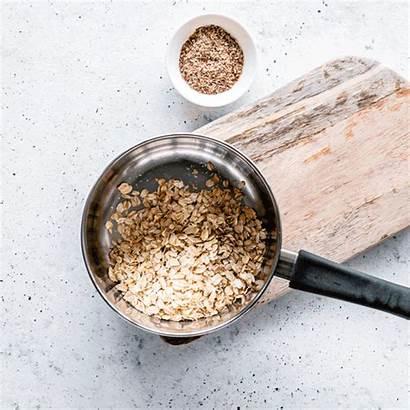 Ingredients Porridge Flax Turmeric Instructions