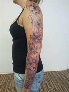 Tattoo Ganzer Arm Frau : beste blumen tattoos tattoo lass deine tattoos bewerten ~ Frokenaadalensverden.com Haus und Dekorationen