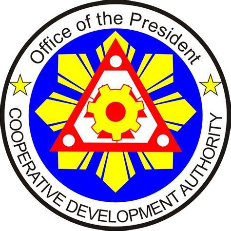 cooperative development authority cda logo department