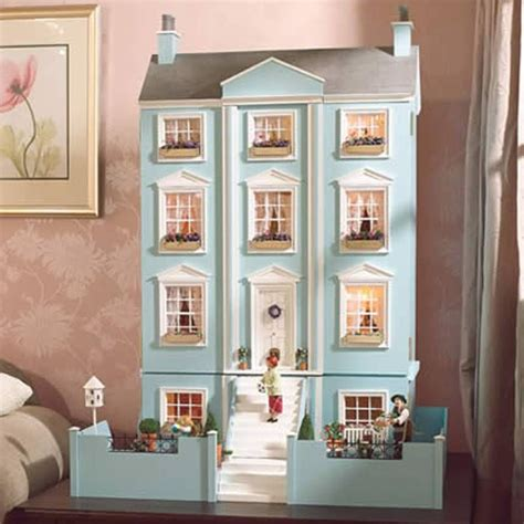 classical dolls house kit  bromley craft