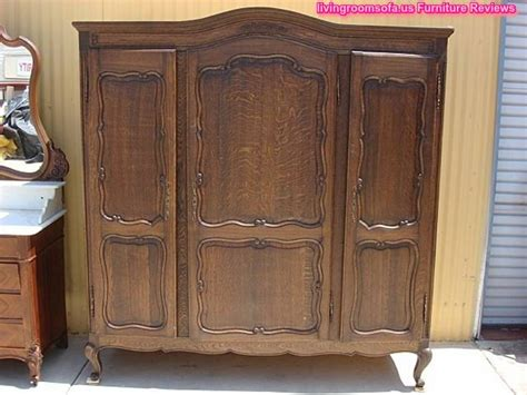 Large Armoire Wardrobe by 15 Best Collection Of Large Wooden Wardrobes